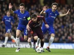Messi al rescate, el Barça saca un empate ante el Chelsea