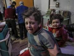 Al menos 250 muertos en dos días de ataques contra el feudo opositor de las afueras de Damasco