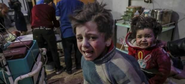Ataque en Siria
