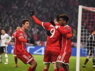 Gol del Bayern