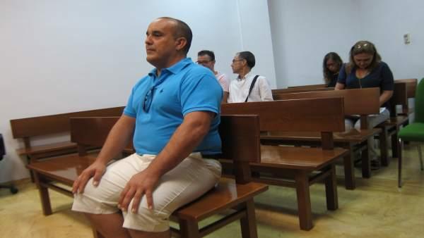 A.C.M.  en  el juicio celebrado en septiembre de 2017