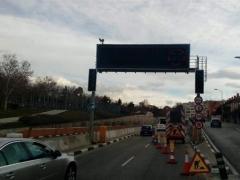 Los tribunales suspenden la retirada de la concesión de los túneles de Madrid