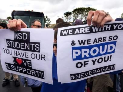Estudiantes en Florida