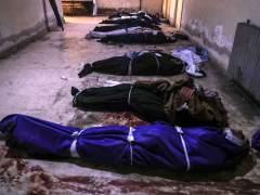 El infierno en Guta Oriental: más de 250 muertos en tres días de bombardeos