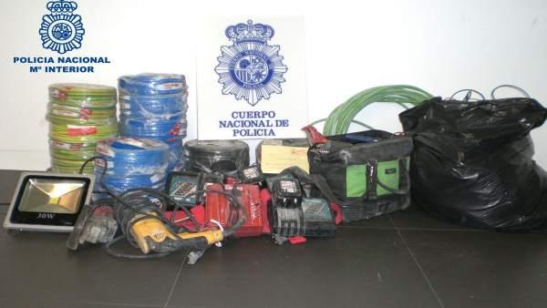 Rdo. Nota De Prensa Jefatura Superior De Policia De La Rioja.