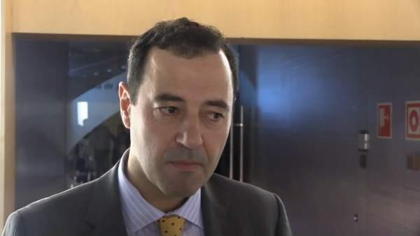 Luis Mata, presidente de los hosteleros de Burgos.