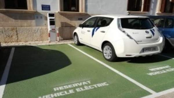 Ayudas para vehículos eléctricos
