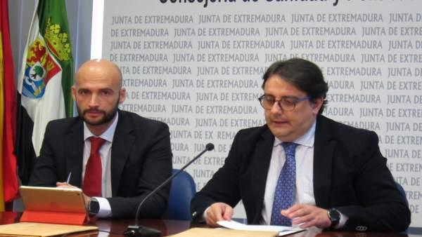 Rubén Marco Romeo y José María Vergeles