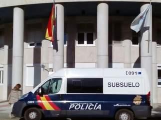 Unidad de Subsuelo de la Policía Nacional