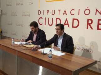 Caballero, presidente Diputación Ciudad Real