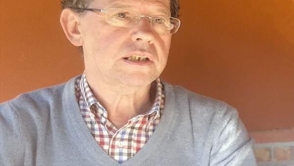 Javier Rodríguez historiador