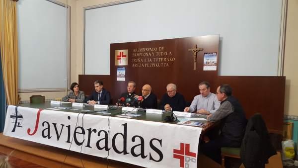 Presentación de las Javieradas.