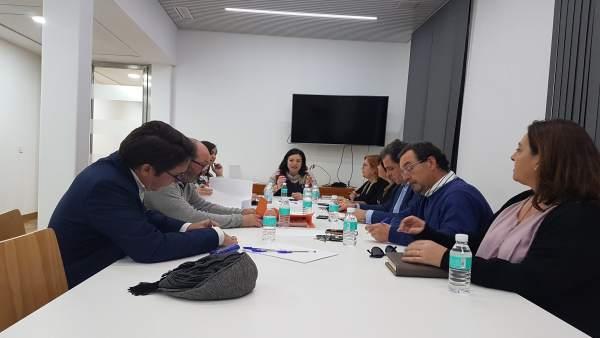 Constituida la Comisión de Seguimiento del Servicio de Ayuda a Domicilio.