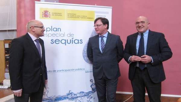 Jornada sobre el Plan Especial de Sequías en la Cuenca del Duero