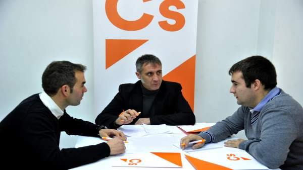 Reunión de Cs en Teruel