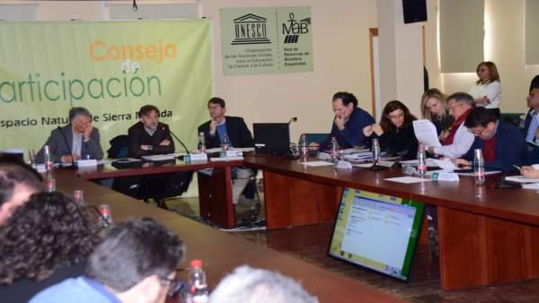Fwd: Np , Foto Y Audio Consejo Participación Sierra Nevada