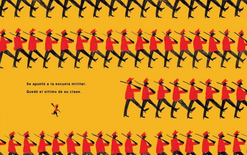 Una de las partes de'Frank. La increíble historia de una dictadura olvidada'.
