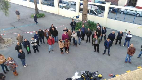 Jornada sobre prevención de caídas en el trabajo
