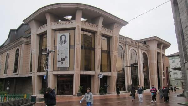 Auditorio Príncipe Felipe de Oviedo