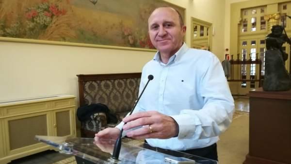 Andreu Alcover, portavoz PSIB, diputado socialista