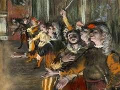 Requisan en un autobús un cuadro que podría ser un Degas robado