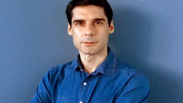 El director de Parnaso Comunicación, José Arribas
