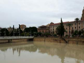 Rio Segura, inundaciones, lluvias, temporal, desbordamientos, riada