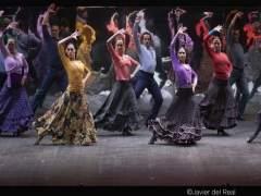 El espectáculo 'Carmen'