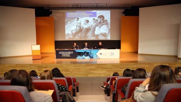 UMA Jornadas de Intercambio de Experiencias Cooperación Internacional