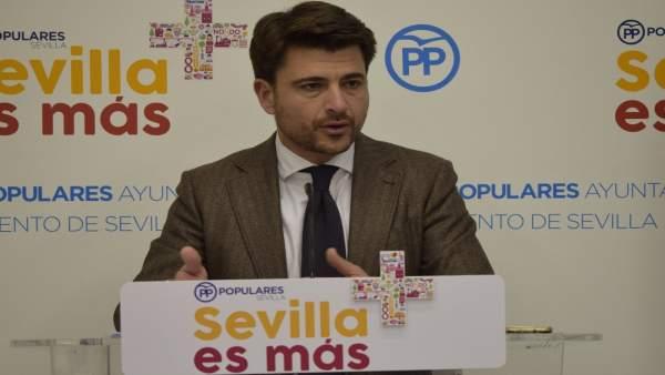Beltrán Pérez defiende su 'rebaja fiscal'