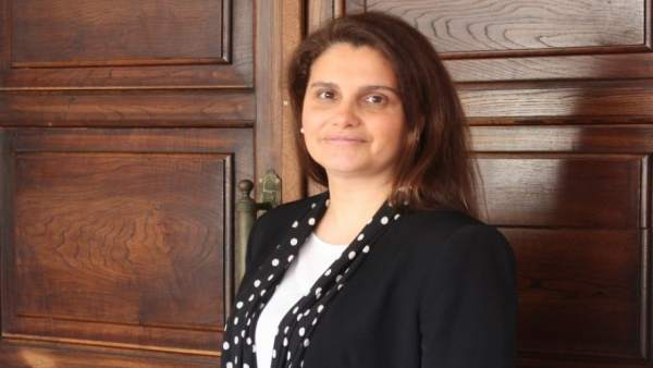Cecilia Bethencourt Sánchez, directora Fundación Universidad de Oviedo
