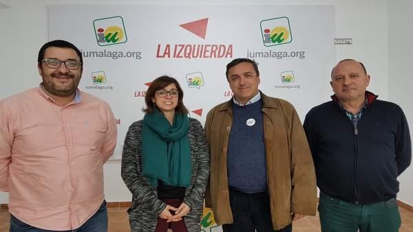 Nota De Prensa Ccoo E Iu Recorrerán La Provincia Para Hablar De Pensiones, Sanid