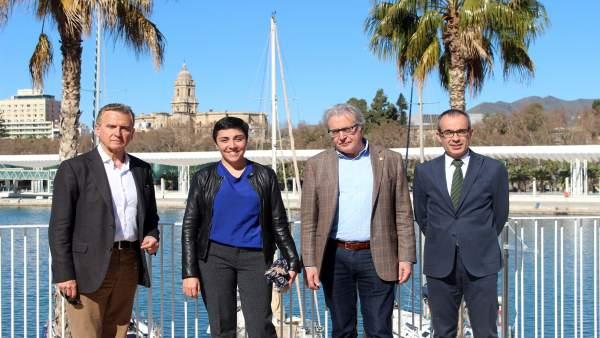 APPA visita el Puerto de Málaga