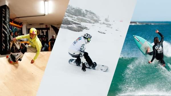 La OA2 FuSSSion combina skate, snowboard y surf