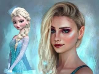 Elsa ('Frozen')