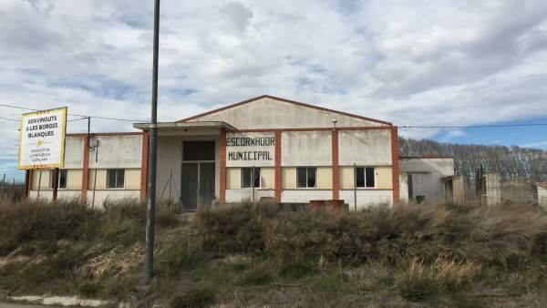 Perfect Las Borges Blanques (Lleida) Convierte El Antiguo Matadero Municipal En Un  Hotel De Entidades