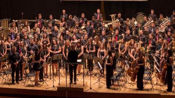 Joven Banda Sinfónica de la Comunitat Valenciana