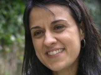 Anna Gabriel en Suiza.