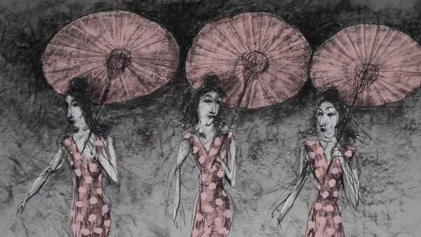 Fotograma de Animación para las cuatro Estaciones de Vivaldi