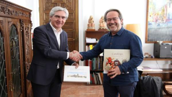 Reunión entre los alcaldes de Zamora y Braganza
