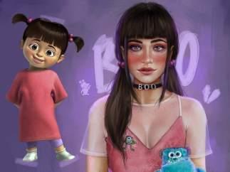 Boo ('Monstruos, S.A.')