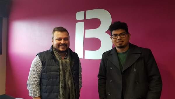 IB3, Aligi Molina y Juan Carlos Martorell