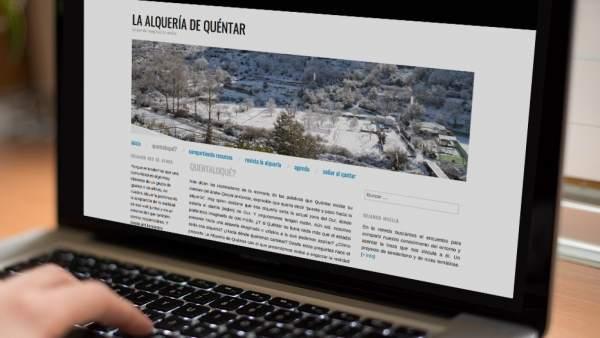 Revista digital de 'La Alquería de Quéntar'