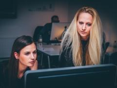 Gráfico: la brecha de género en el mercado laboral español