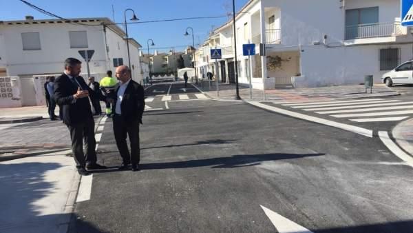 Paseo de Andalucía La Cala Mijas