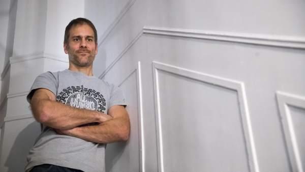 Ignacio Robles, bombero objetor