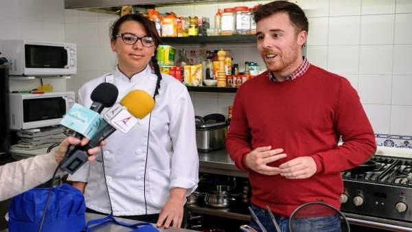 Presentación Máster Class Cocina 21 febrero
