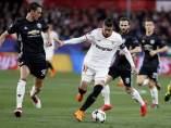 Escudero y Matic, Sevilla - United