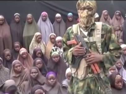 Niñas secuestradas por Boko Haram