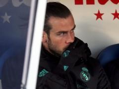 Bale, para los partidos intrascendentes